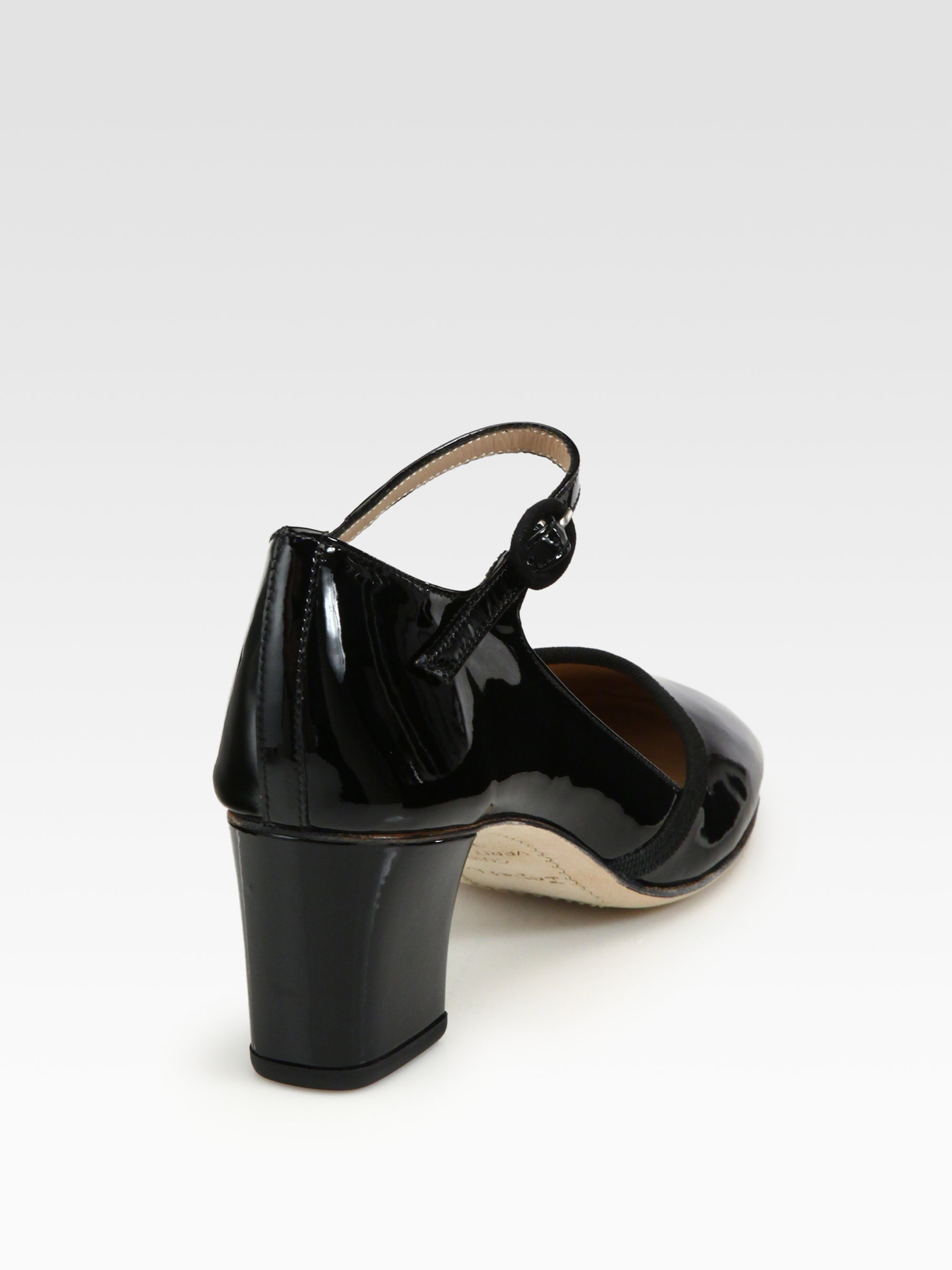 Repetto Patent Leather Mary Jane Pumps free shipping discount low cost online cheap sale deals footlocker wiki cheap online b0OKVehgM1