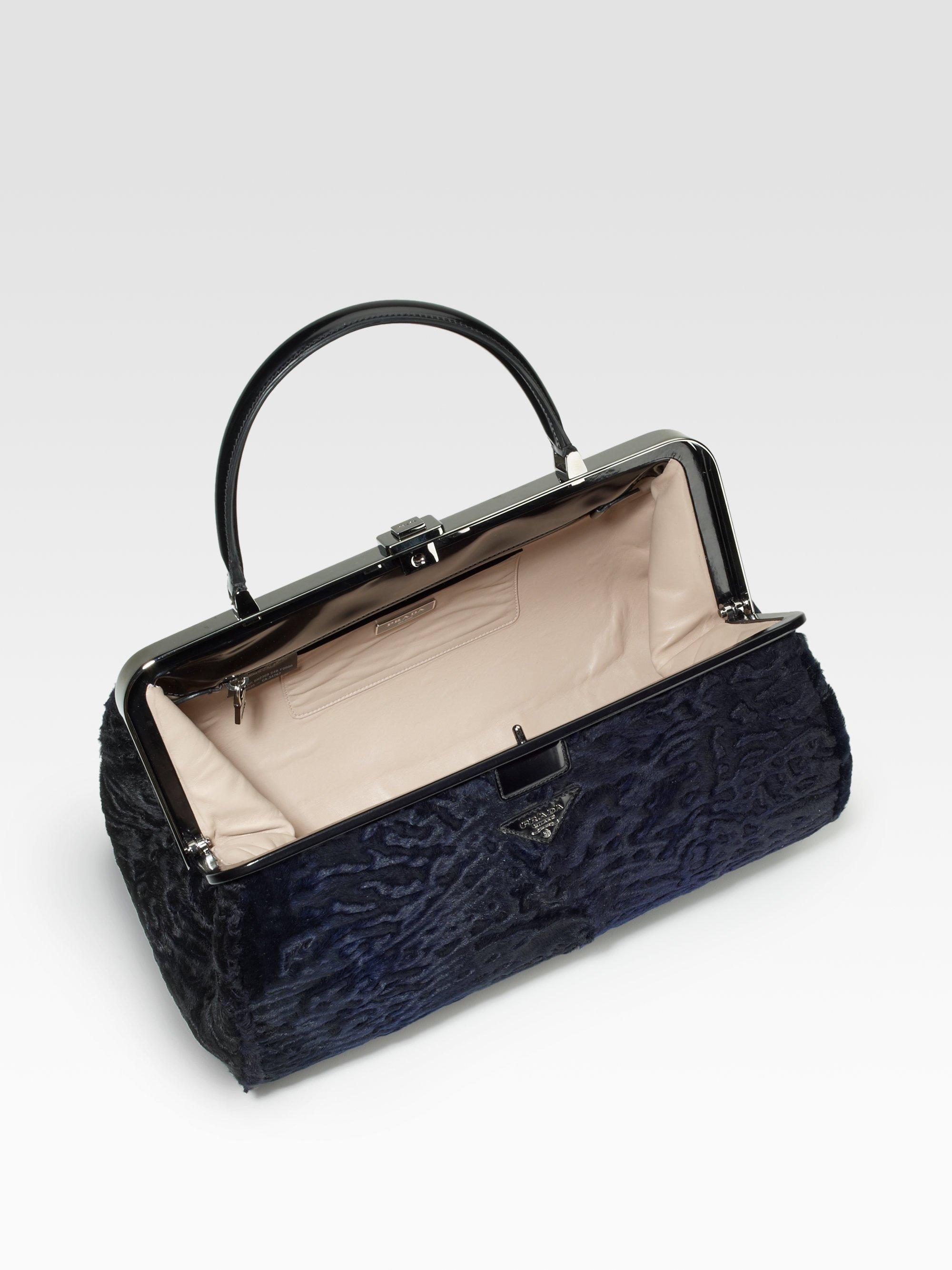 prada wallets for sale - prada frame bag black