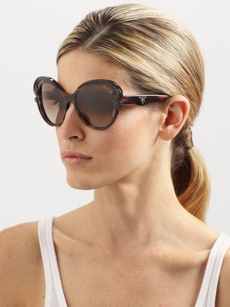 Prada Baroque Square Sunglasses Prada Baroque Sunglasses
