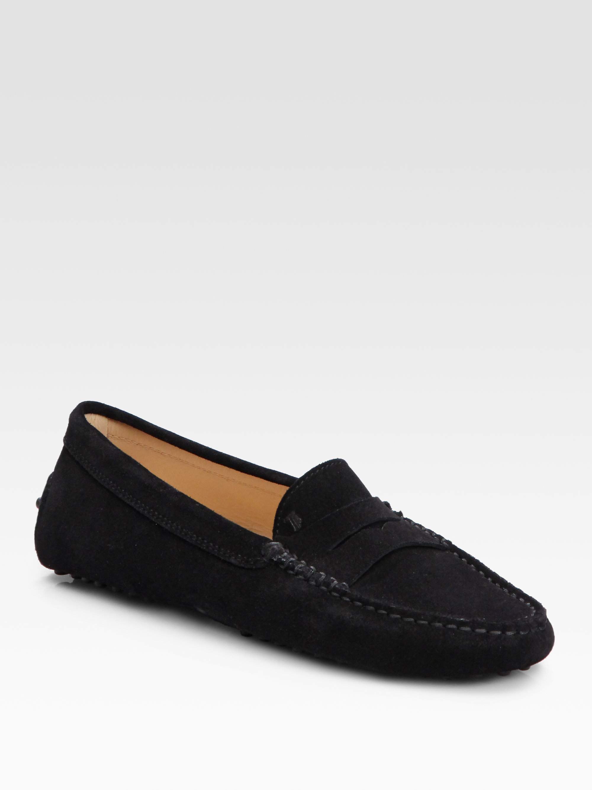 Lodi Black Suede Shoes