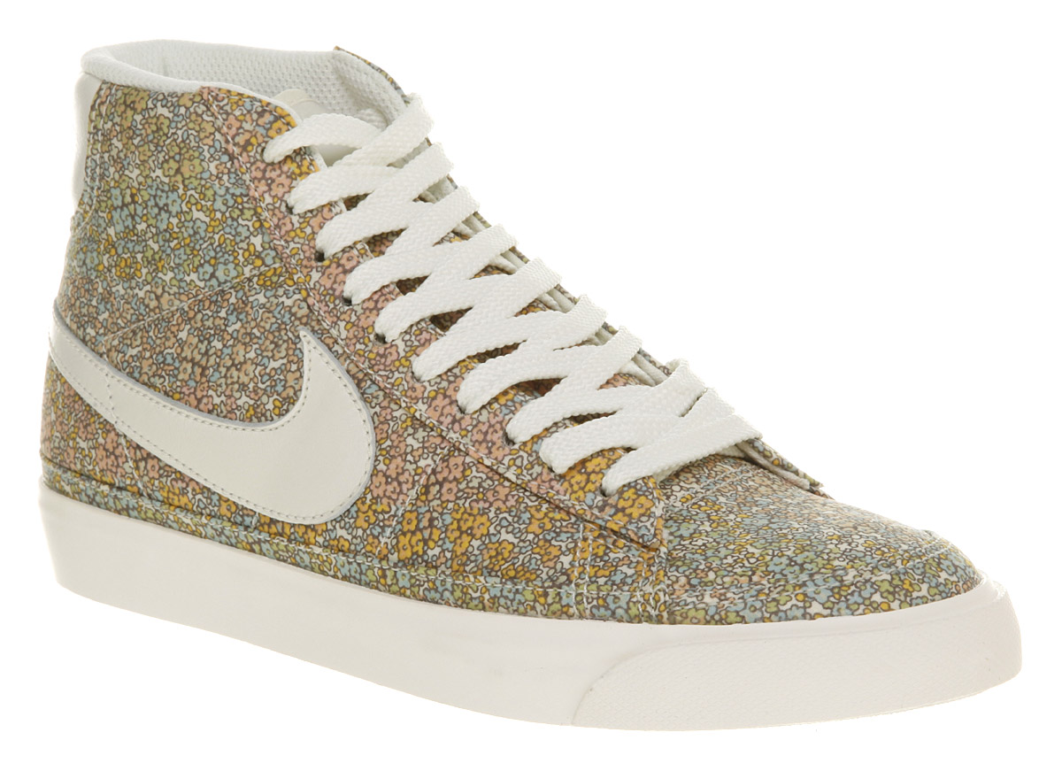 Nike Blazer Liberty Floral High Tops Lyst