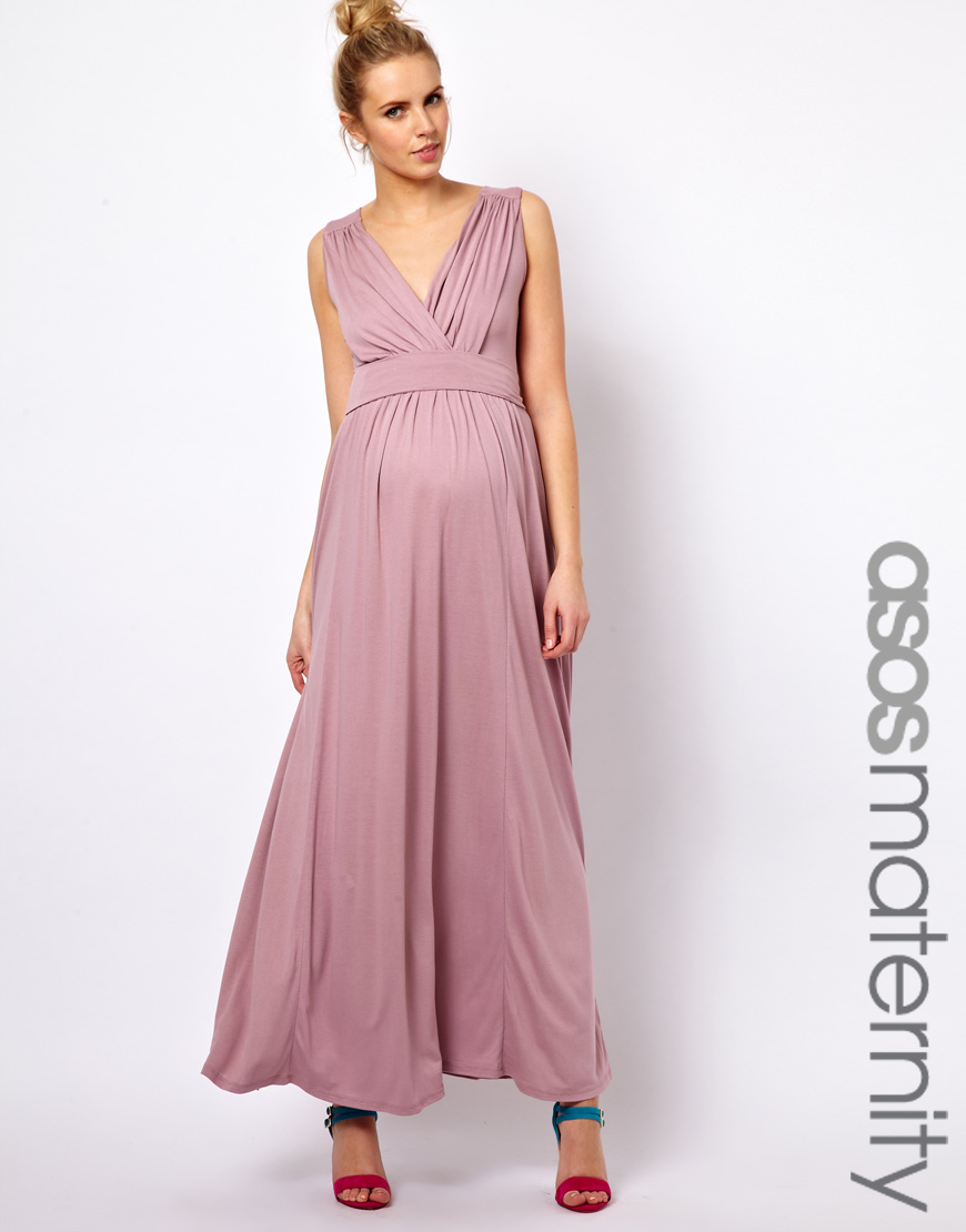 Little mistress asos maternity exclusive jersey maxi dress in gallery ombrellifo Gallery