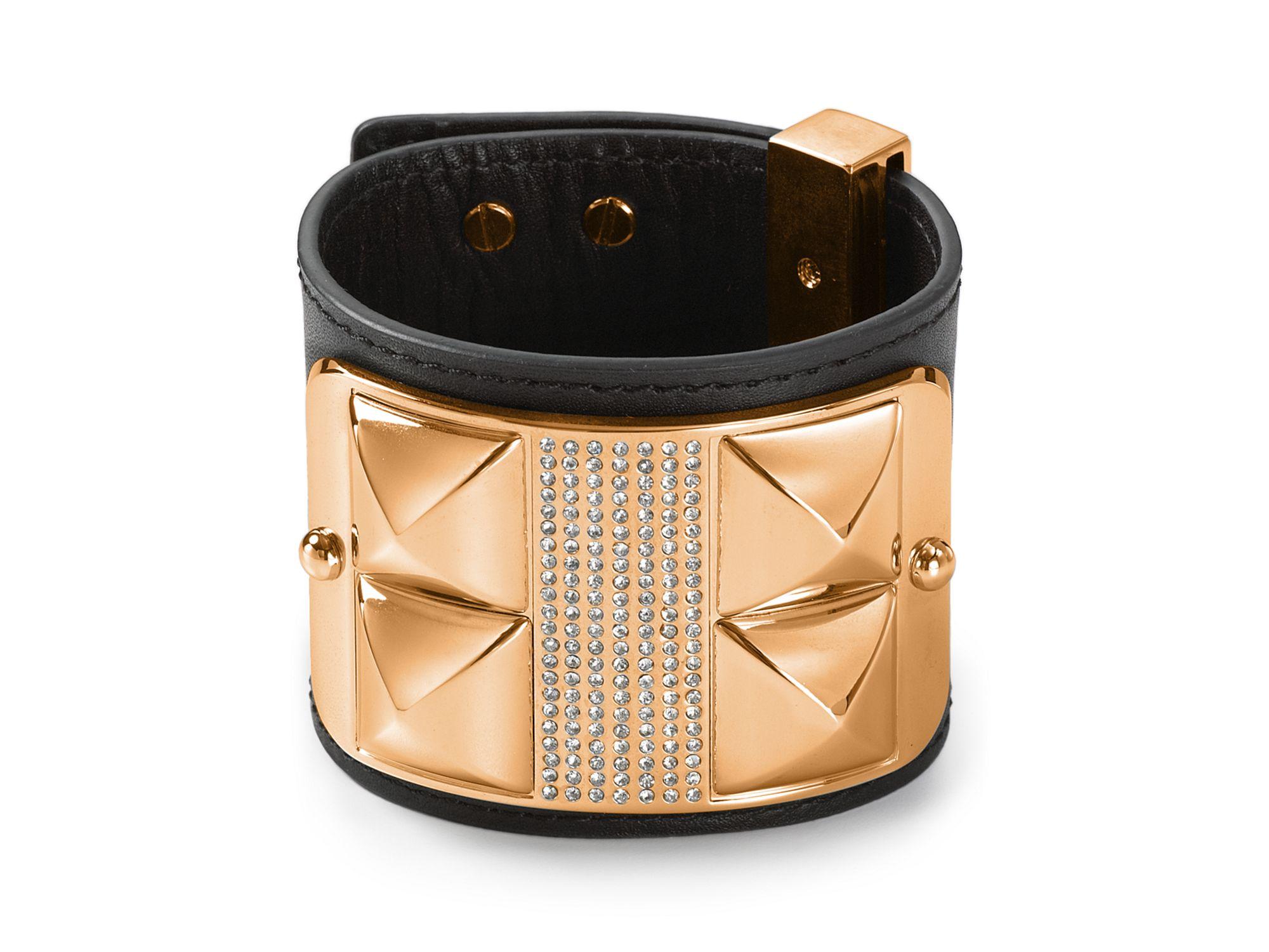 Rebecca Minkoff Leather Bracelet PypZC1