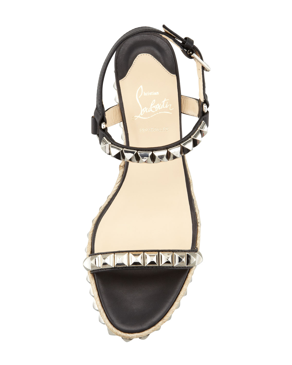 e056a0451ea ... sweden gallery. previously sold at bergdorf goodman womens flatforms  womens christian louboutin cataclou ee432 10949