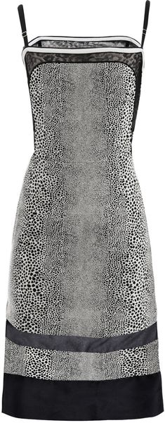 Preen Liva Stingray Dress - Lyst
