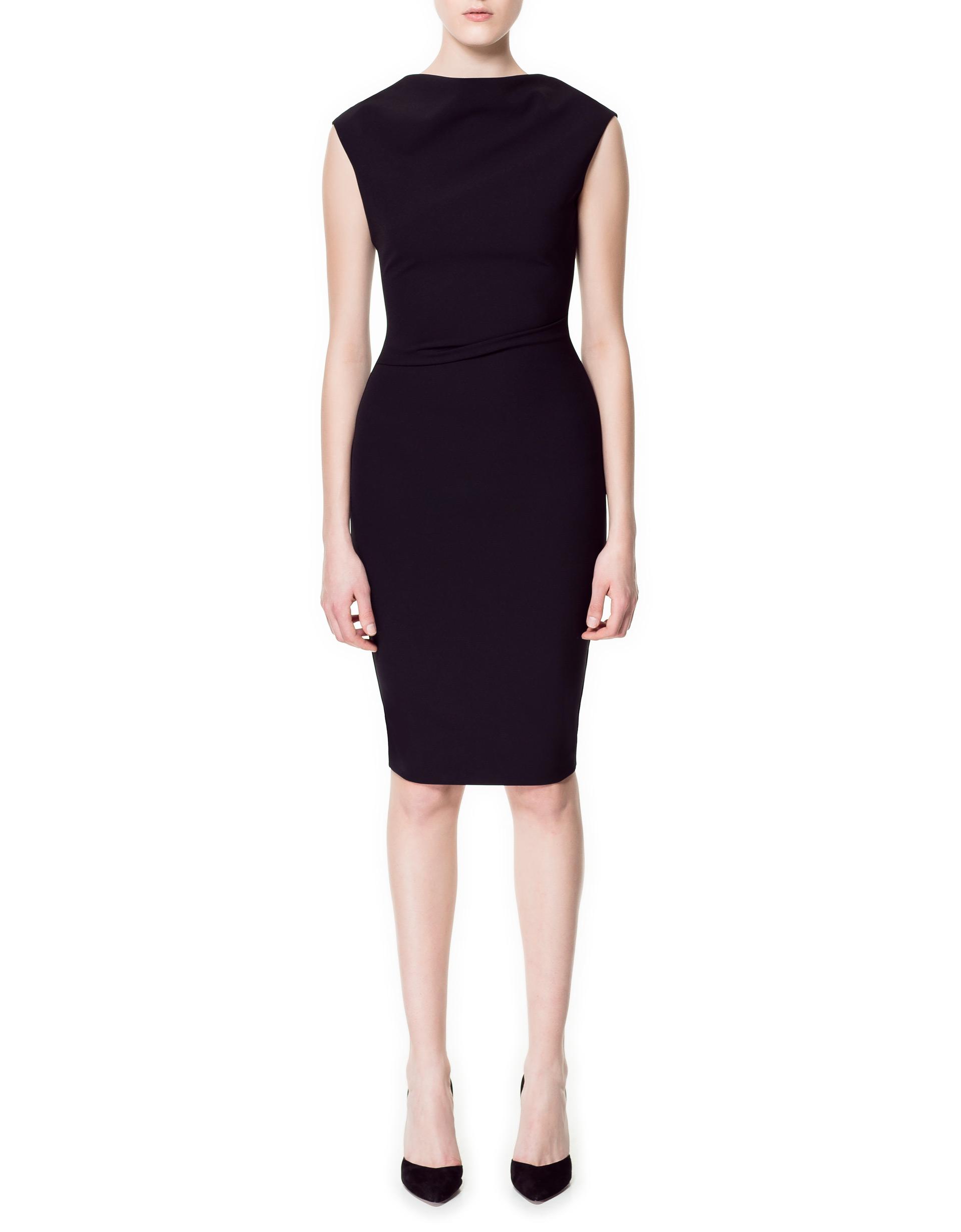 Plain Black Dresses | Cocktail Dresses 2016