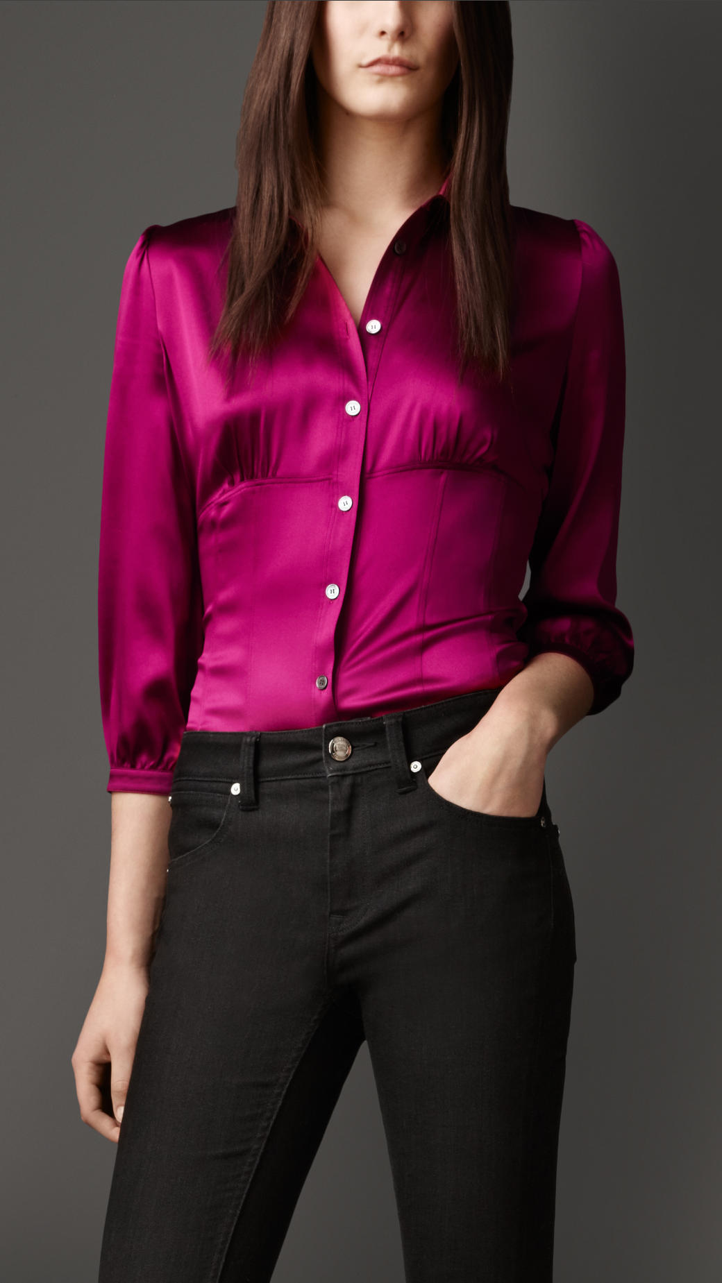Women S Burberry Shirt