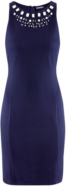 H&m Dress in Blue (dark blue)