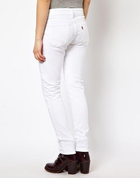 levis levis curve id demi curve high waist skinny jeans at. Black Bedroom Furniture Sets. Home Design Ideas
