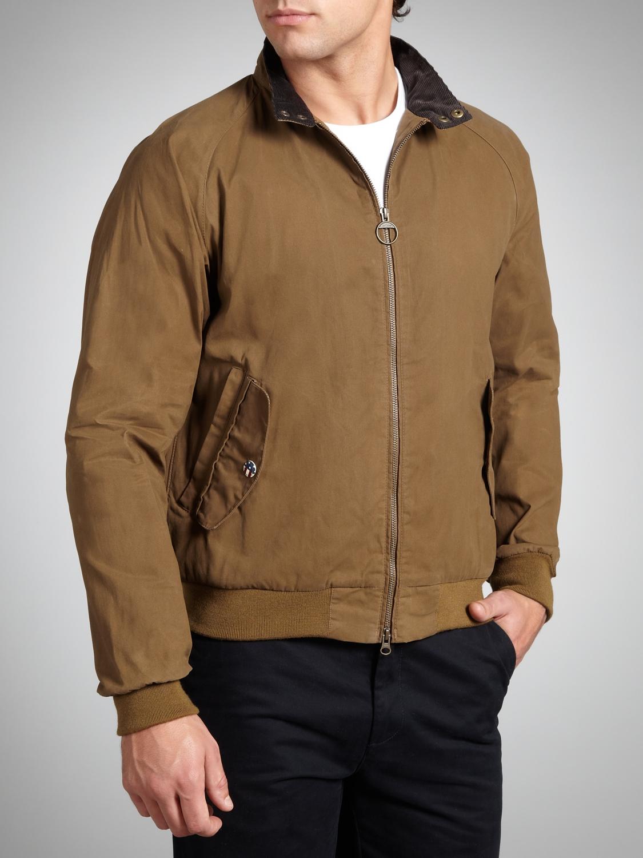 Barbour Barbour Steve Mcqueen Collection Merchant Jacket