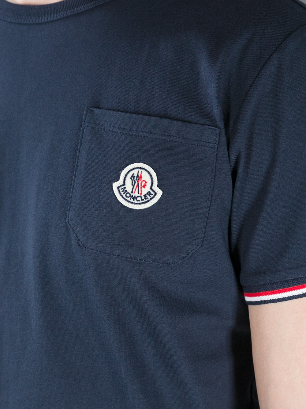 moncler t shirt for sale