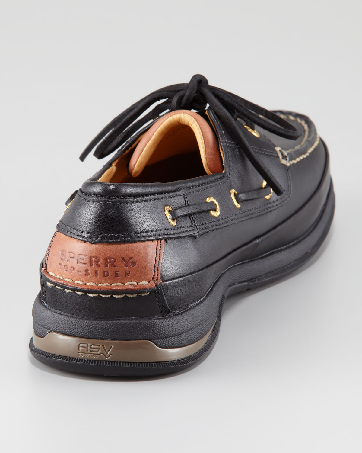 Lyst Sperry Top Sider Gold Cup Asv Two Eye Boat Shoe In