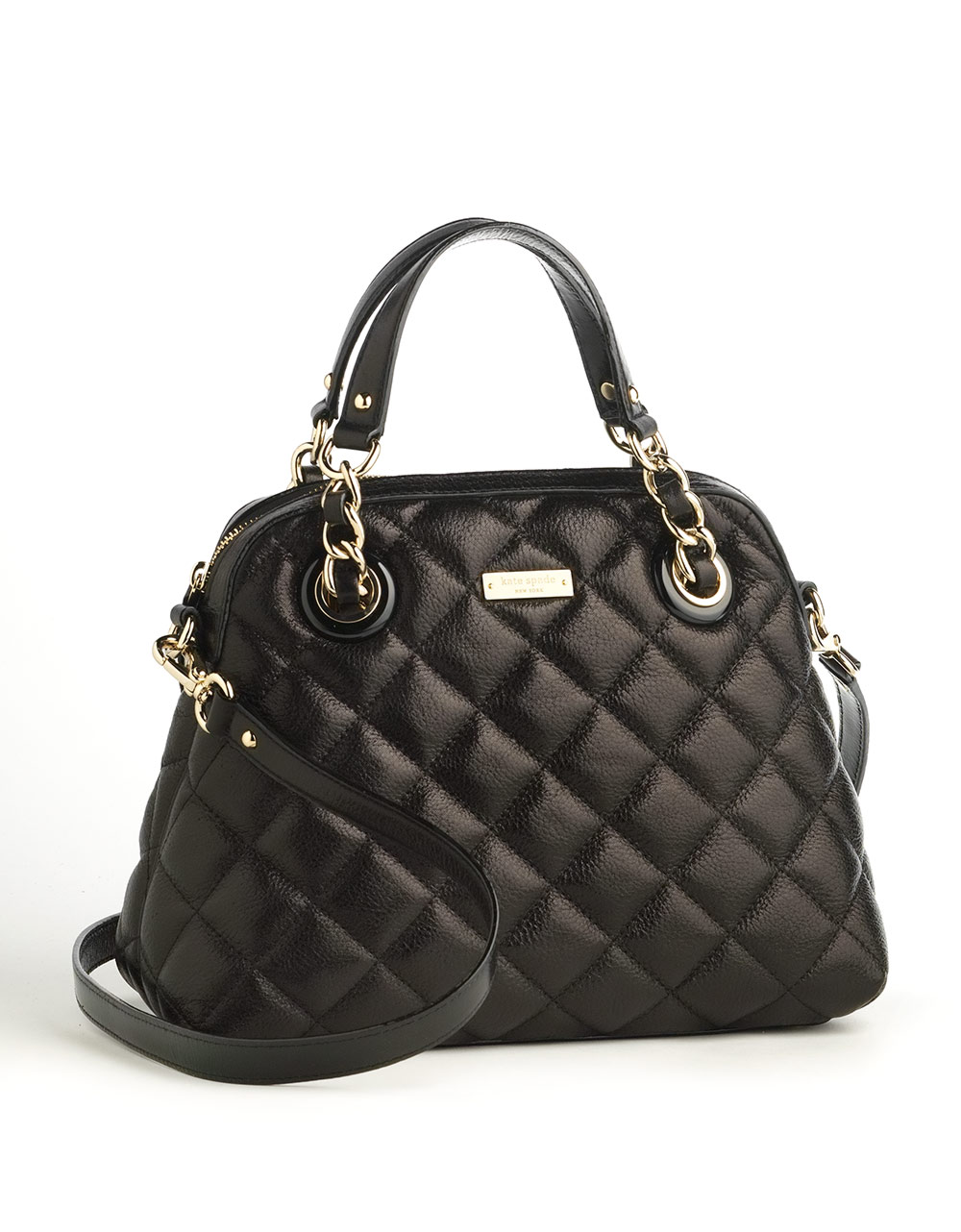 Lyst Kate Spade New York Small Georgina Quilted Leather