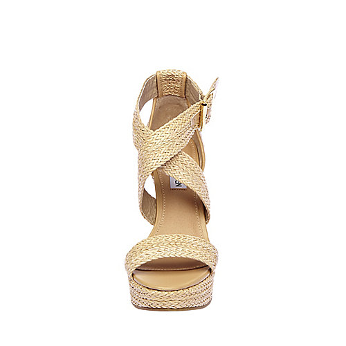 1a1ffb97698 Lyst - Steve Madden Haywire in Natural
