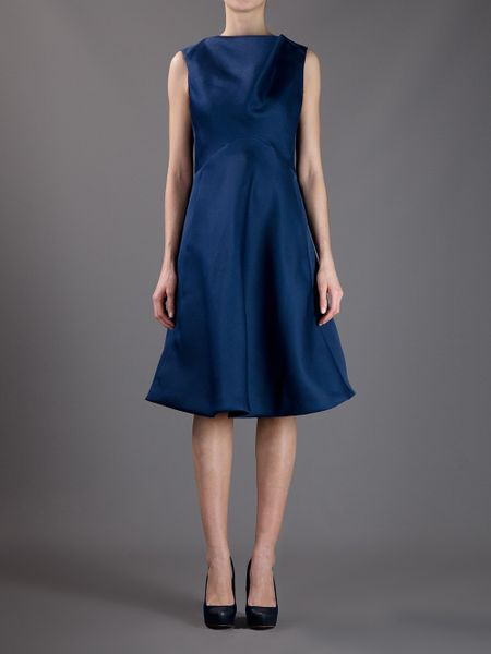 0e35a71209d Balenciaga Blue Dress