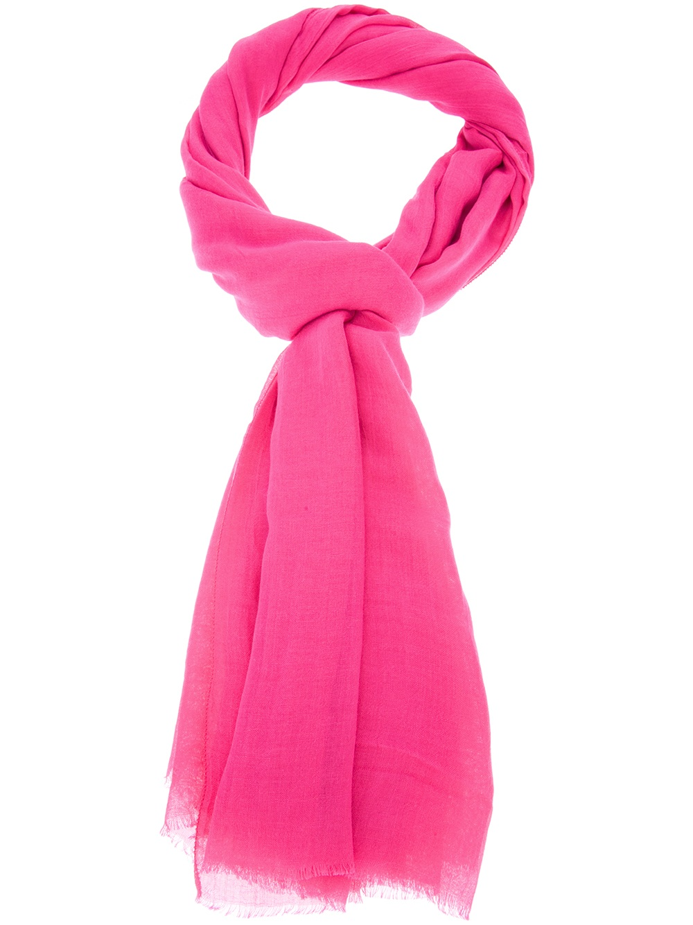 Lyst M Missoni Cashmere Scarf In Pink