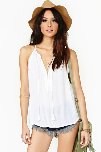 Nasty Gal Field Day Top - Lyst