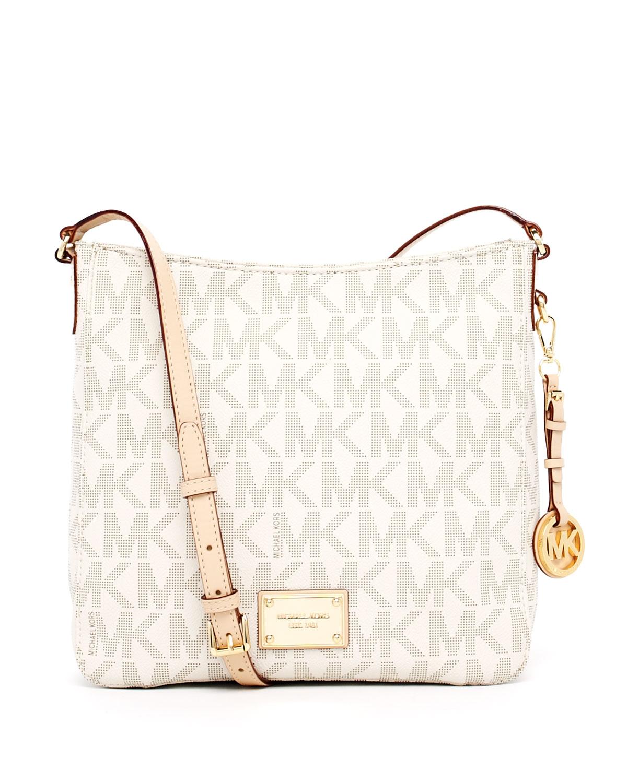 michael kors vanilla crossbody bag 22f78357e24