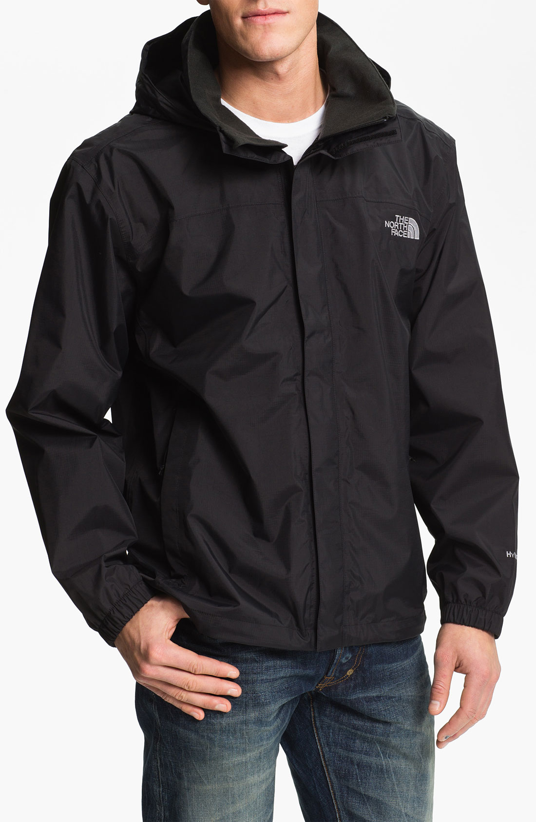 the north face resolve jacket in for men end of color. Black Bedroom Furniture Sets. Home Design Ideas