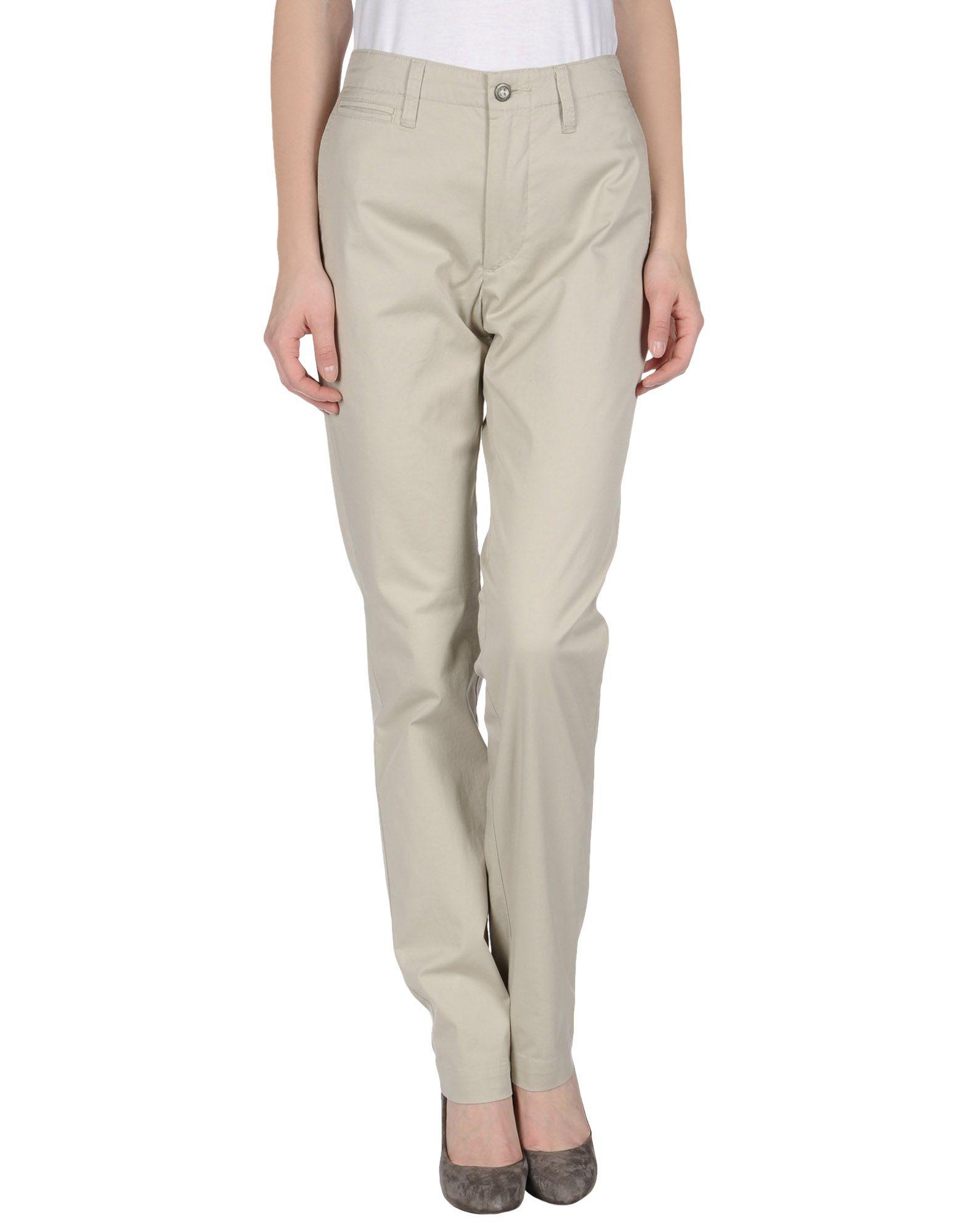 Luxury Gianfranco Ferr Casual Trouser In Gray Light Grey  Lyst