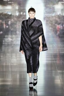 Mary Katrantzou Fall 2013 Runway Look 1 - Lyst