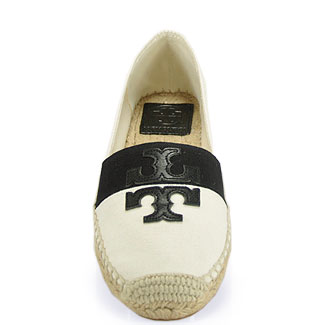 d7c8fdf312b Tory Burch Weston Bleach Flat Espadrille in Natural - Lyst