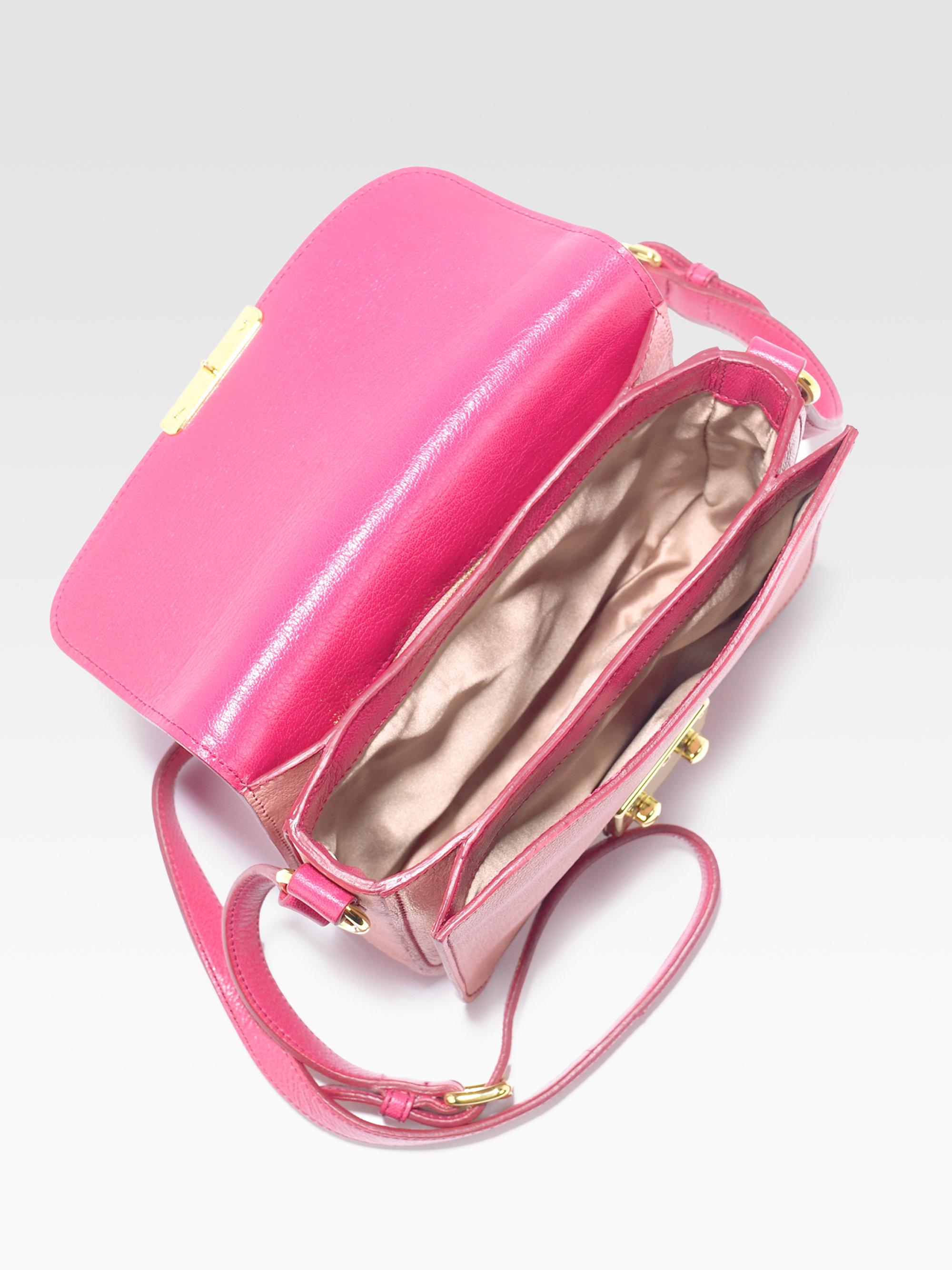 prada tote bags - prada bi-color madras crossbody bag, cheap fake prada purses