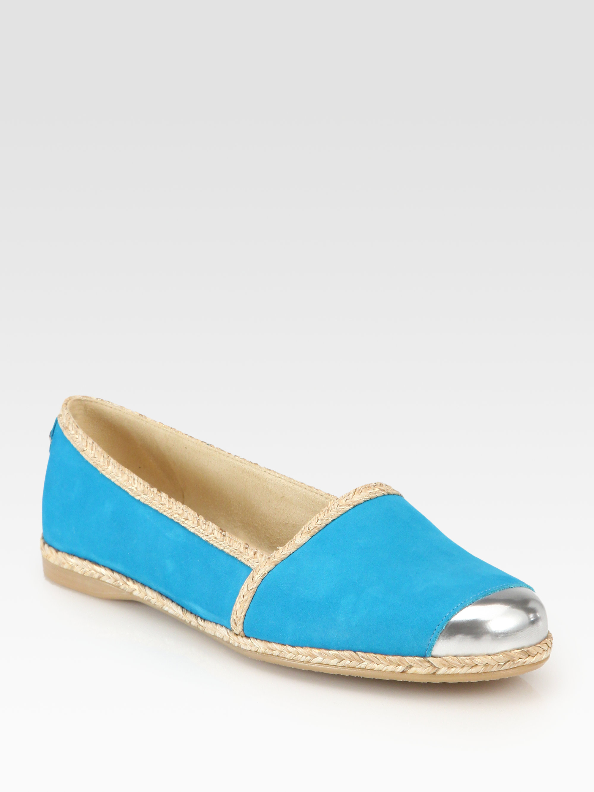 sale Manchester discount Manchester Stuart Weitzman Tipadrille Suede Flats free shipping low shipping official site online store for sale KtUoUpU
