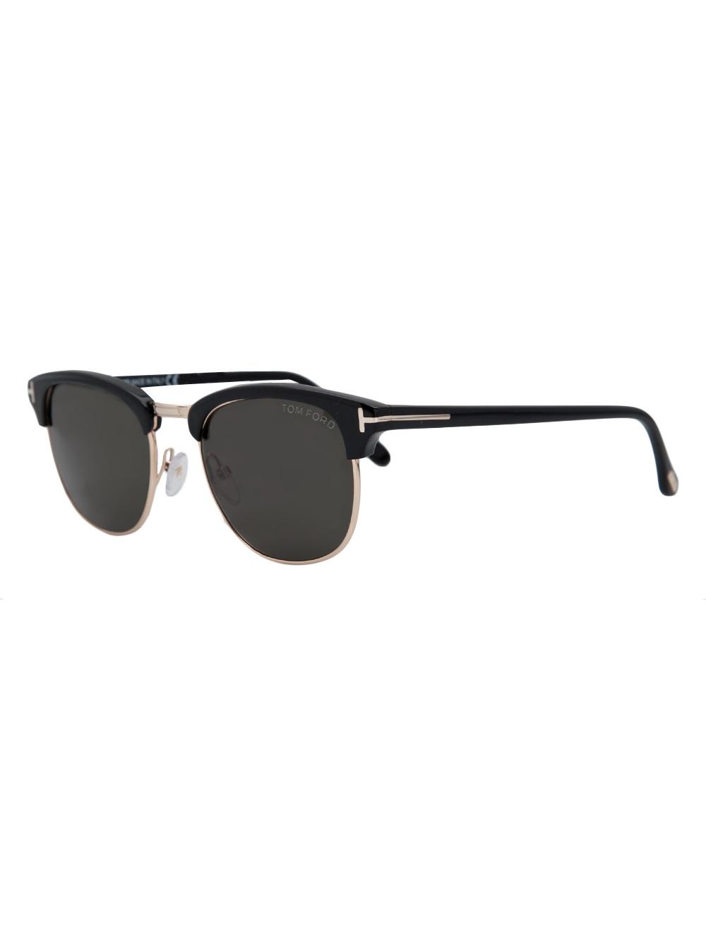 tom ford henry sunglasses in black for men lyst. Black Bedroom Furniture Sets. Home Design Ideas