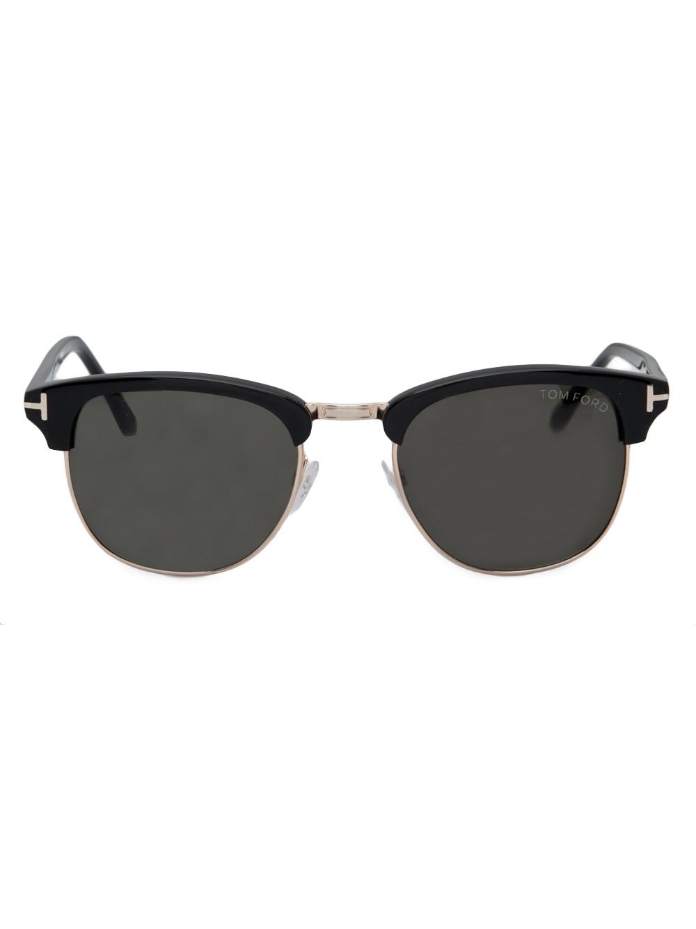 a84be786c07 Tom Ford Henry Vintage Wayfarer Sunglasses
