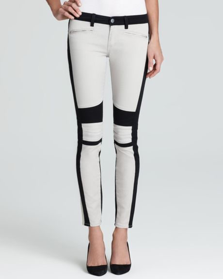 Genetic Denim Jeans The Sadie in Maverick in White (maverick)