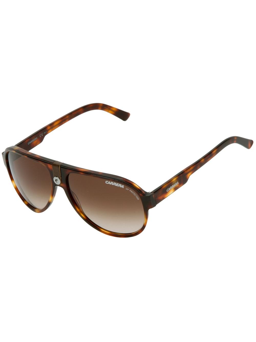 15828c8b2187 Carrera Tortoise Shell Sunglasses in Brown for Men - Lyst