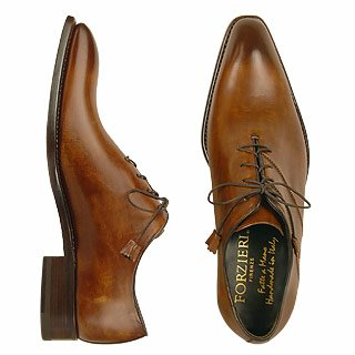 Squared Two Brown Shoes