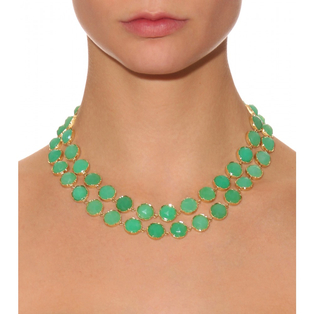 renate exclusive products necklace opal queen wm dsc luxurious green chrysoprase and