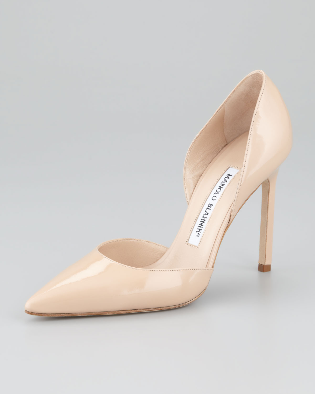 cheap websites Manolo Blahnik Brocade d'Orsay Pumps for cheap price really online omg9o