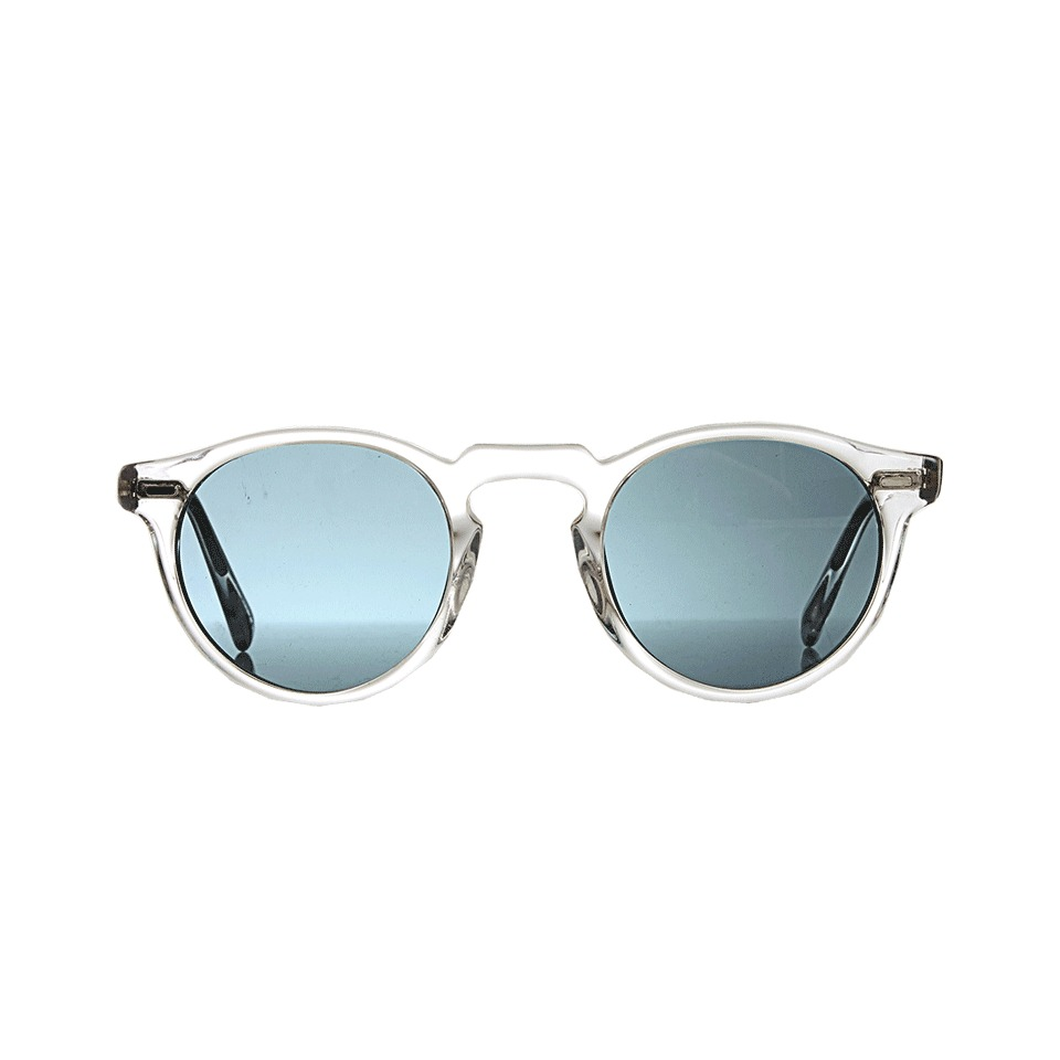 Oliver Peoples Sunglasses In Blue For Men Lyst