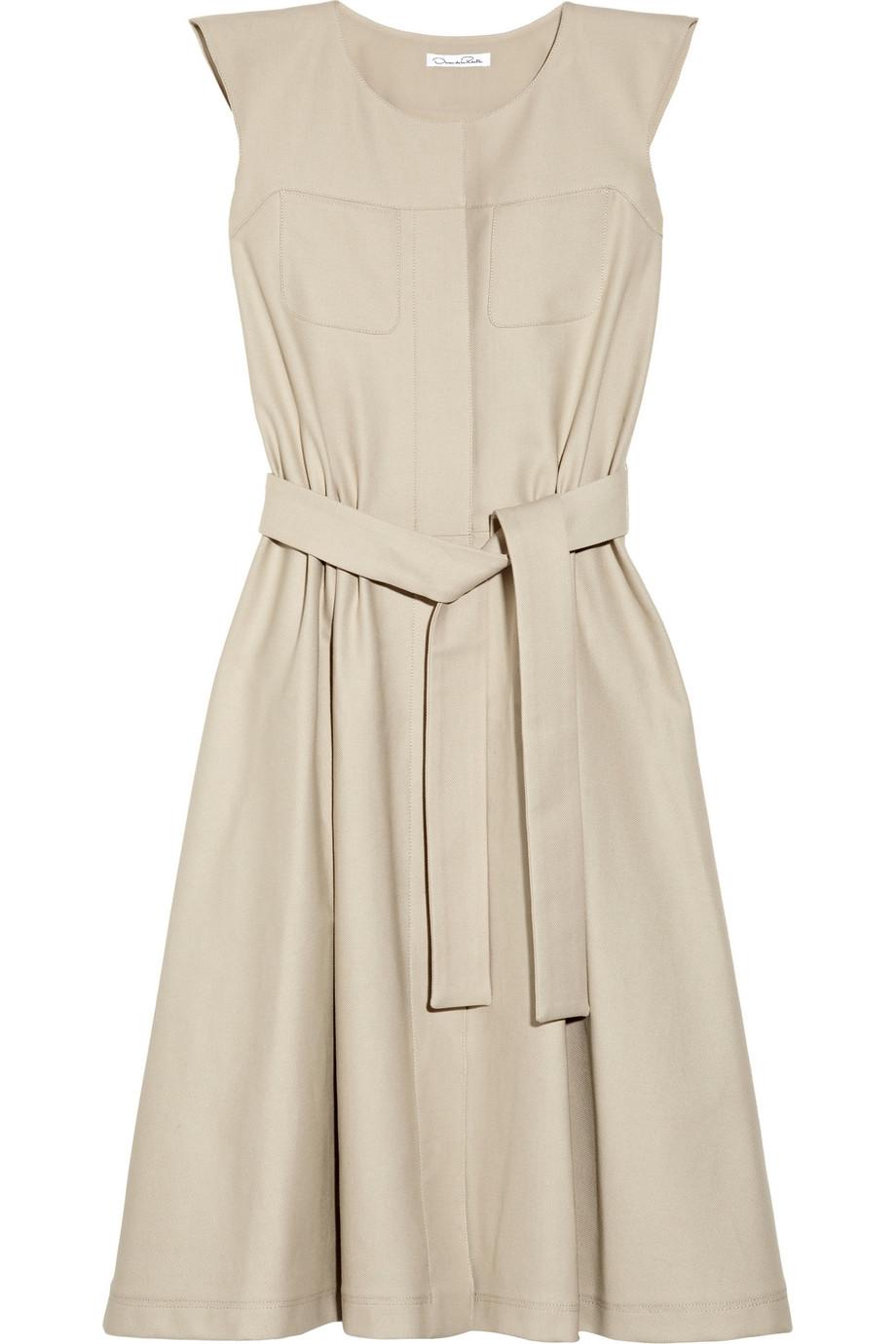 Canvas Dress