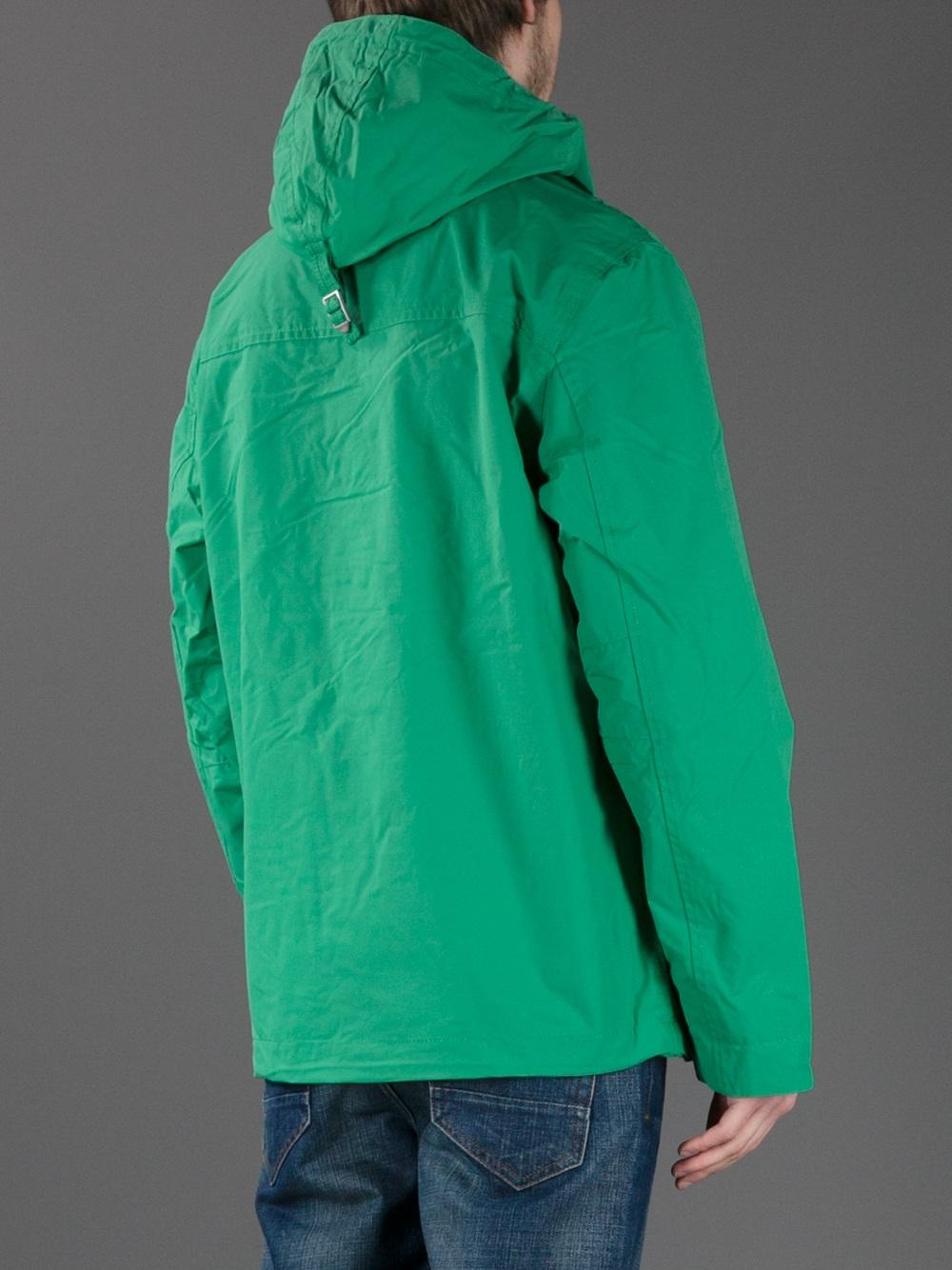 Lyst Napapijri Rainforest Jacket In Green For Men