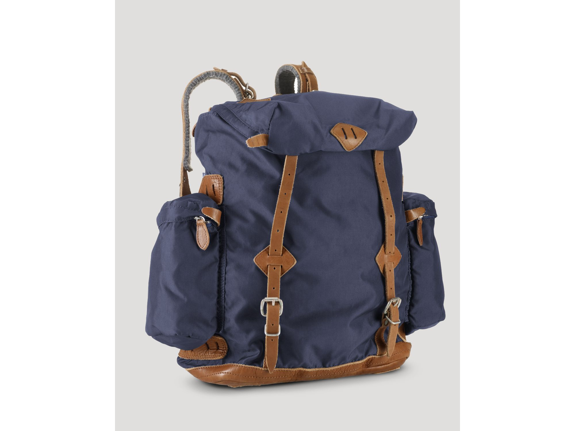 Lyst Ralph Lauren Polo Yosemite Canvas Backpack In Blue