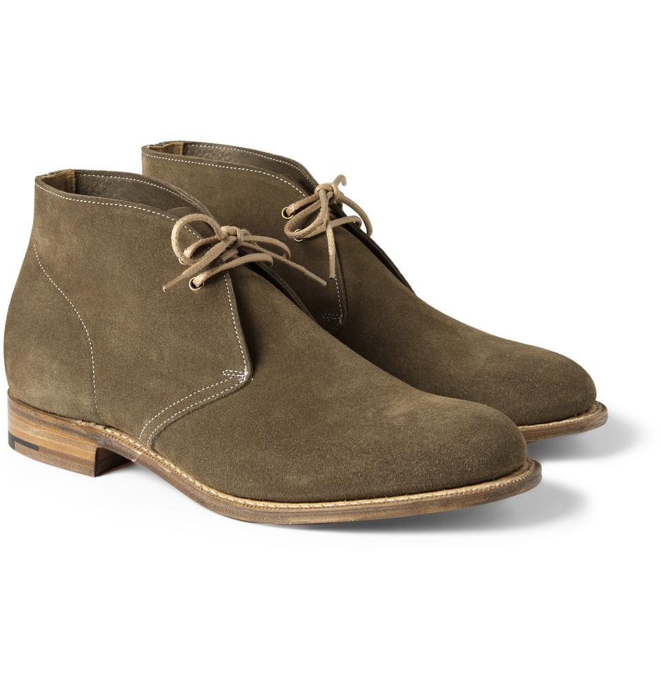 Desert Shoes Men Style