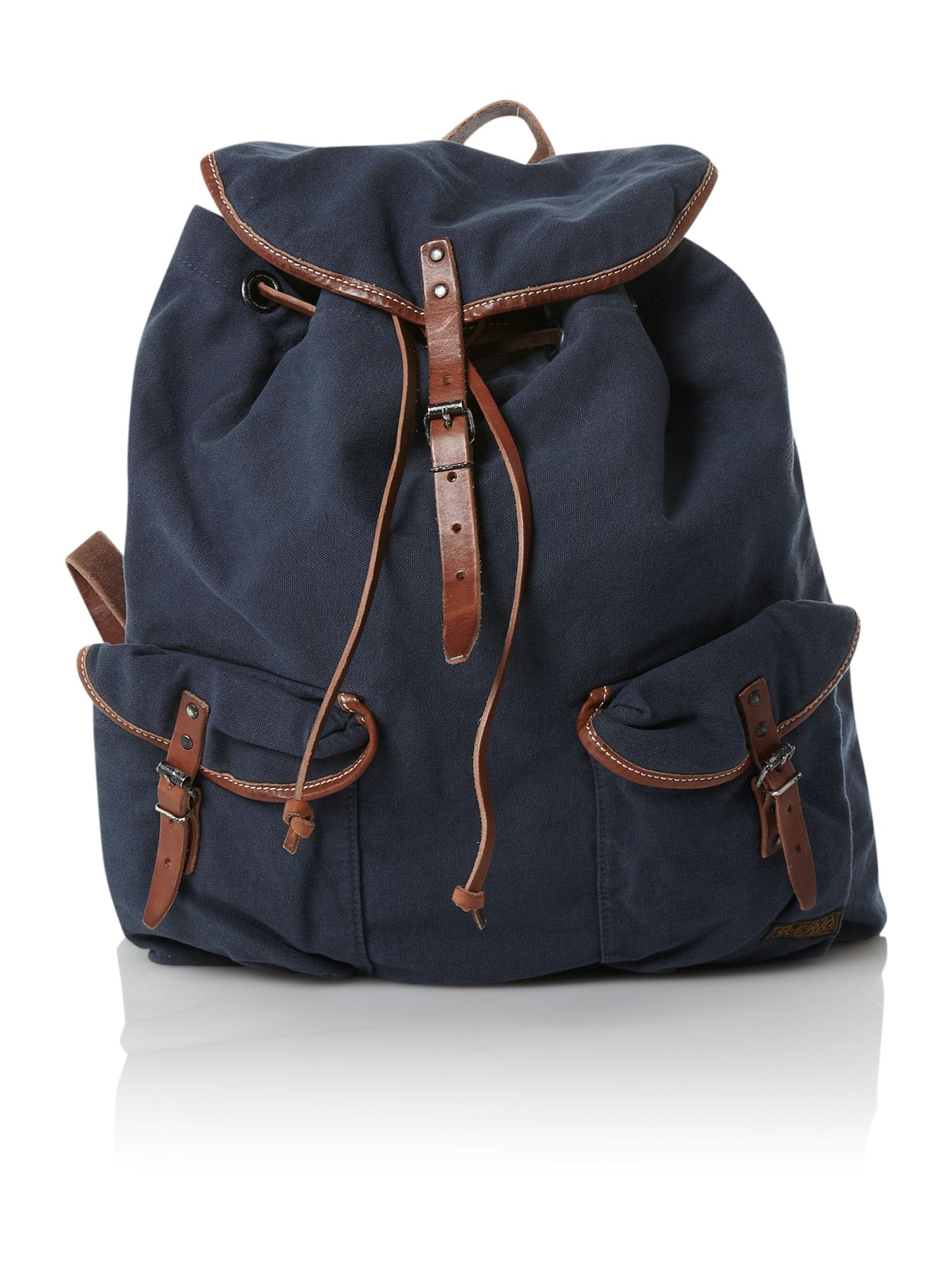Polo Ralph Lauren Loaser Backpack In Blue For Men Lyst