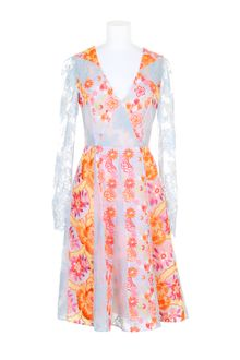Erdem Dress in Silk - Lyst