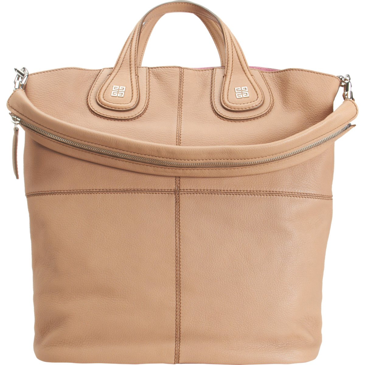 1cfe09362f Givenchy Nightingale Shopper Tote in Pink - Lyst
