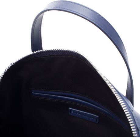 Zara Mini Bowling Bag Zara Rigid Bowling Bag