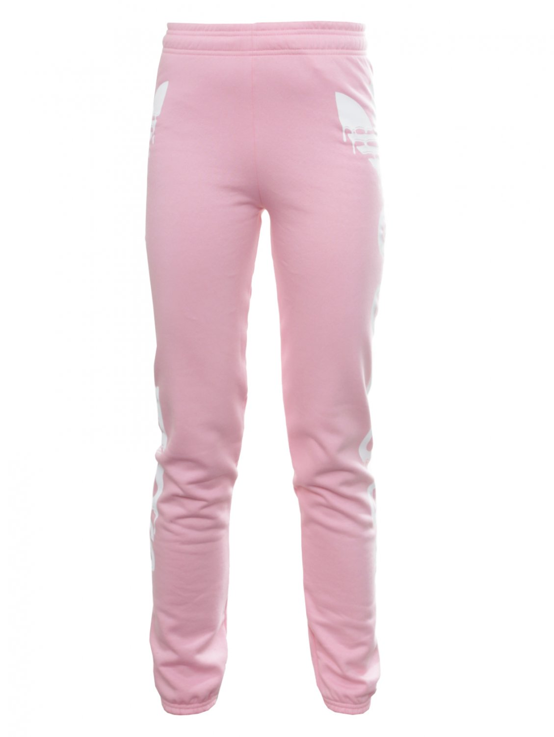 the latest 16b52 11d1d Jeremy Scott for adidas Logo Detail Sweatpants Pink in Pink - Lyst