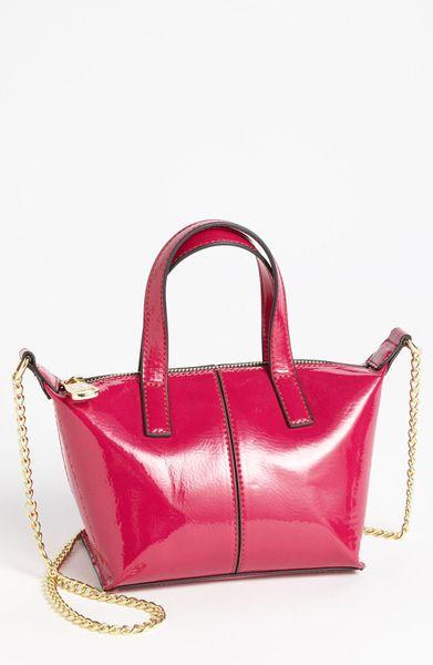 Steven By Steve Madden Pink Crossbody Bag 105