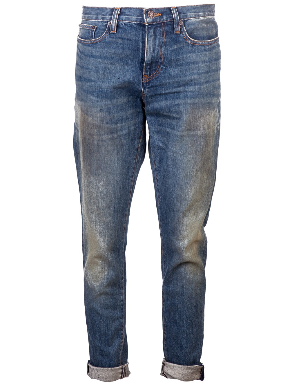 6397 Baggy Jeans in Blue | Lyst