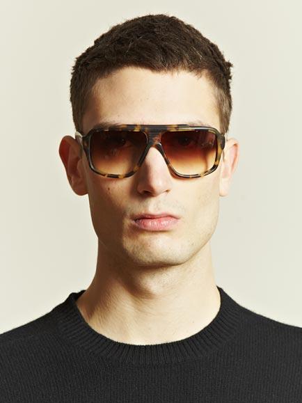 Tortoise Sunglasses Mens  dita matte tokyo tortoise sunglasses for men lyst