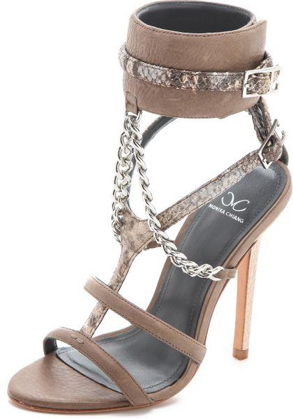Monika Chiang Shoes On Sale