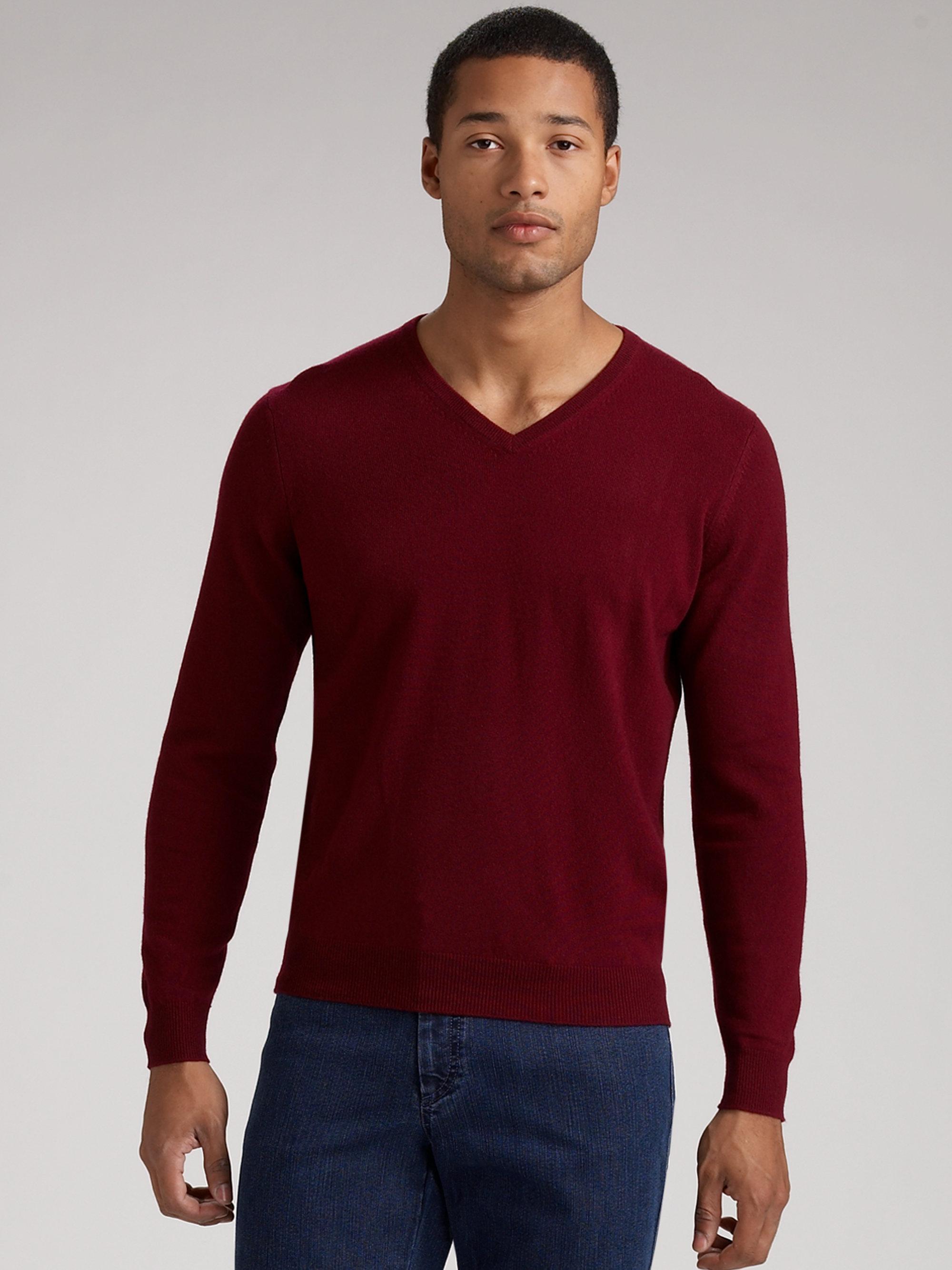 V Neck Sweater Dress Shirt 44